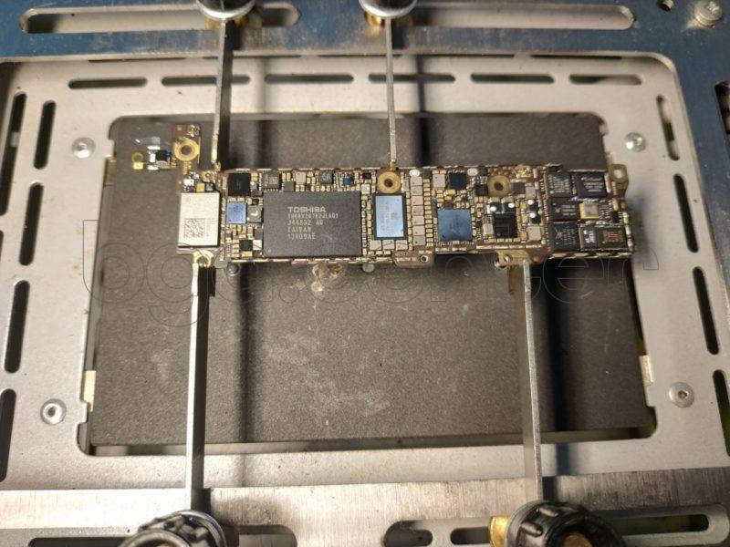 iPhone 5S на TERMOPRO