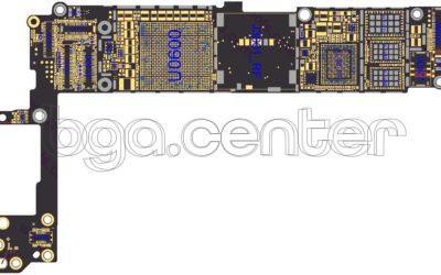 Разъемы iPhone 6S