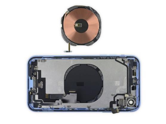 Индукционное зарядное устройство