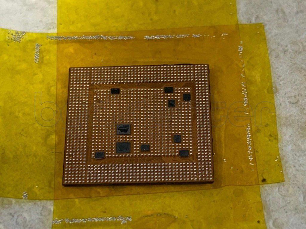 U1000 CPU iPhone X