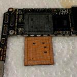 Реболл CPU айфон 7 плюс