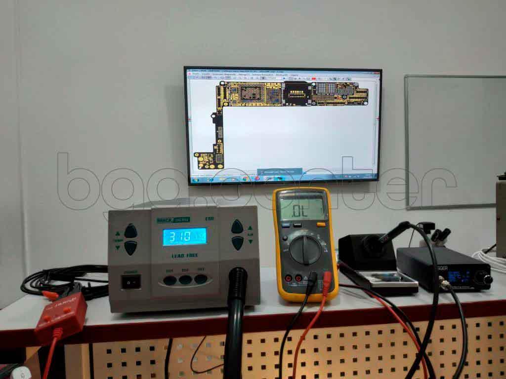 Оборудование, инструменты и расходные материалы для диагностики и bga пайки