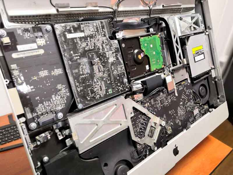 Ремонт iMac в bgacenter