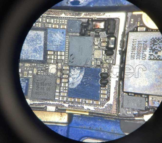 Айфон 6 – попадание влаги