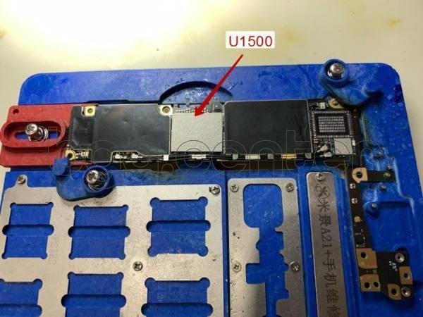 Nand память iPhone 6S