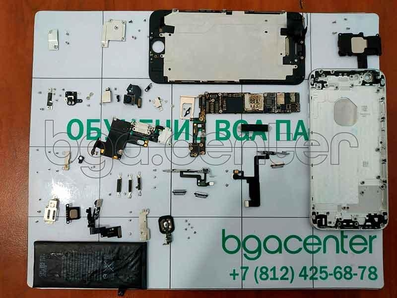 Обучение ремонту телефонов