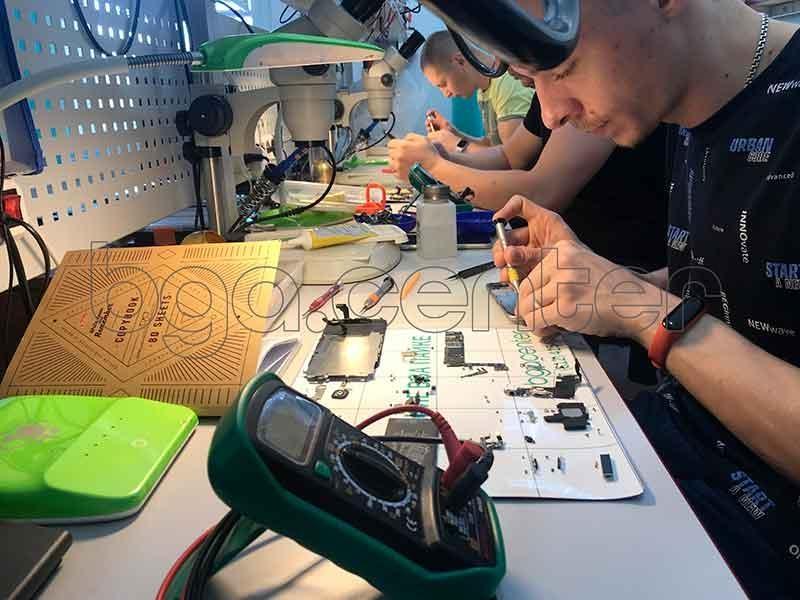 Обучение ремонту телефонов и планшетов
