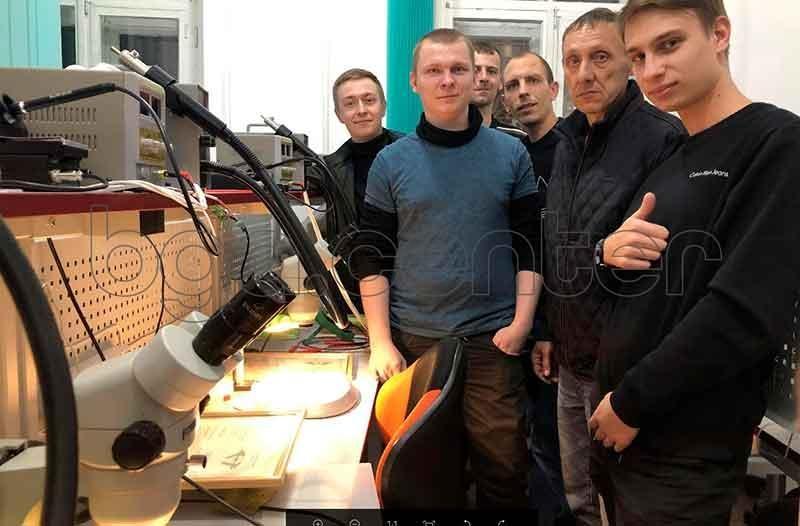 Обучение ремонту телефонов в bgacenter