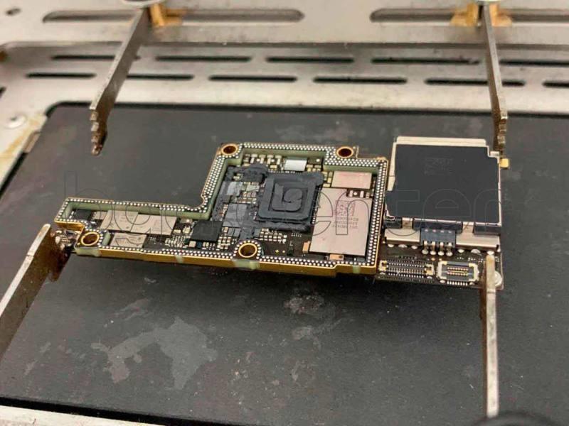 Ремонт платы iPhone X в bgacenter