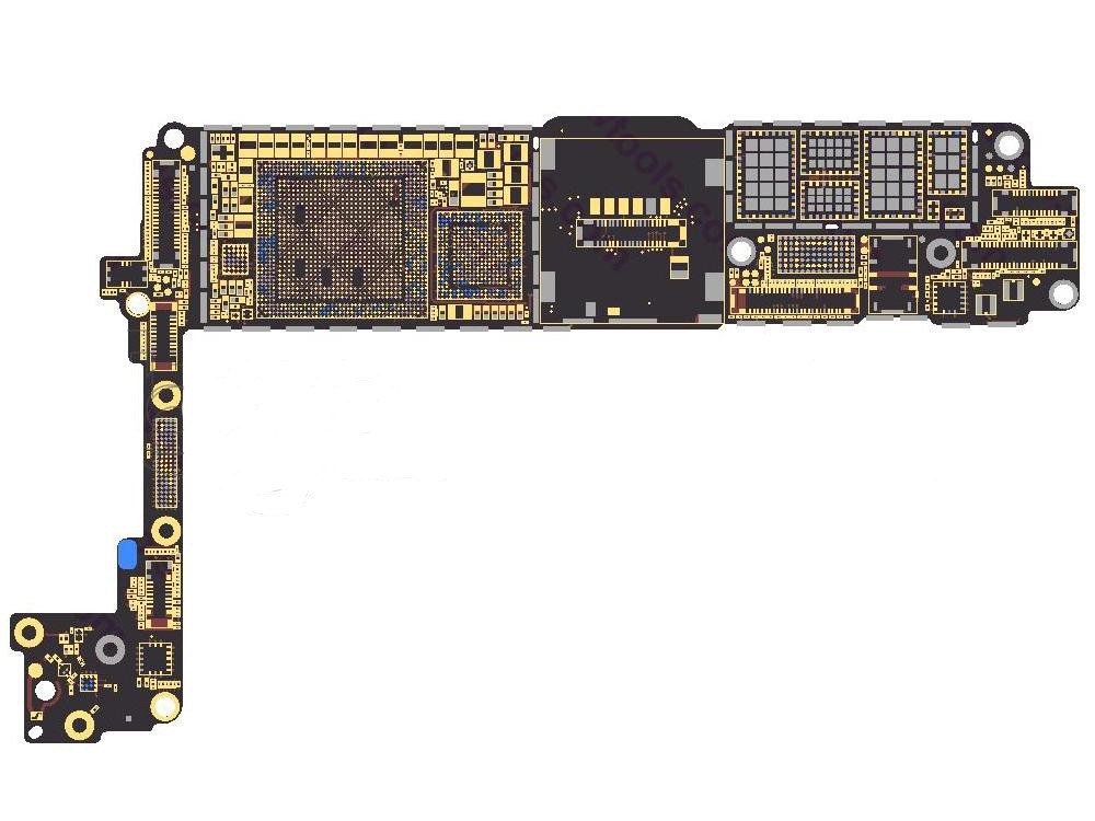 Разъемы айфон 7