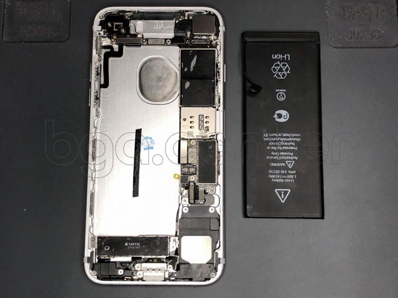 АКБ айфон
