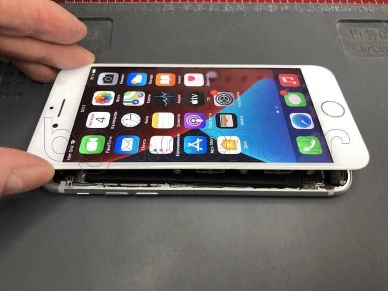 Разборка айфон 7